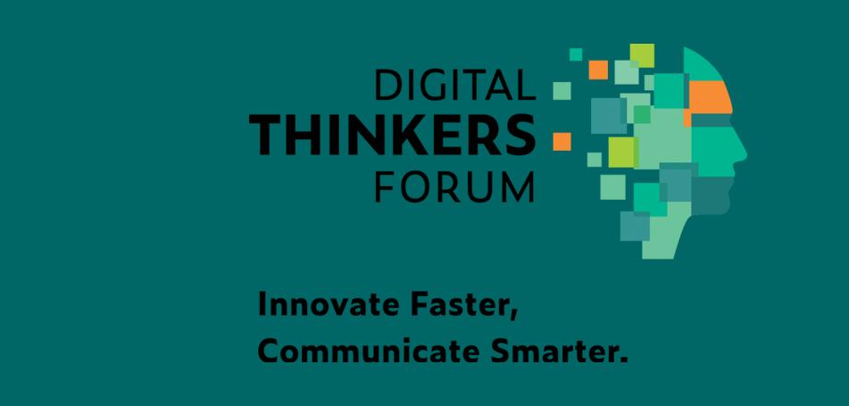 Digital Thinkers Forum – Klappe, die Erste